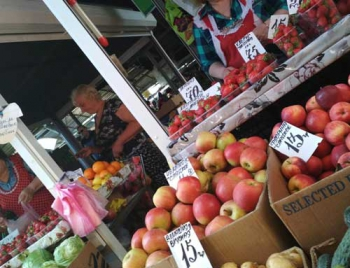 Какие продукты в Мелитополе стали дешевле