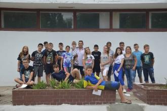 Чем занимается молодежь в Акимовке