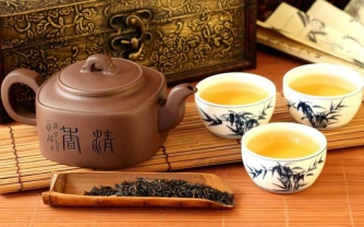 Как не стоит пить чай