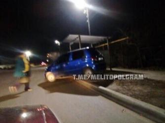 Малолетний ребенок за рулем попал в ДТП фото