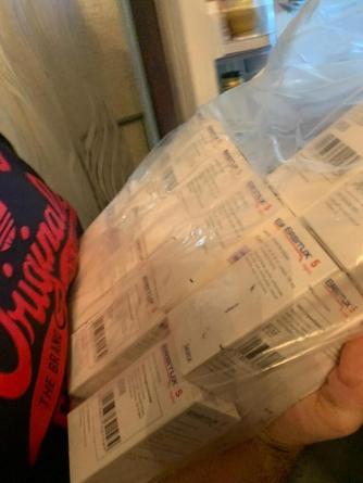 Отбирали право на жизнь: в Киеве под видом дорогих лекарств от рака продавали мел фото