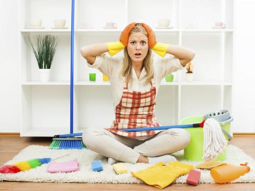 Хозяйке на заметку: 5 ошибок во время уборки фото