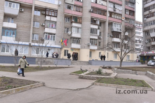 Жители спального микрорайона Запорожья получили шикарный подарок фото