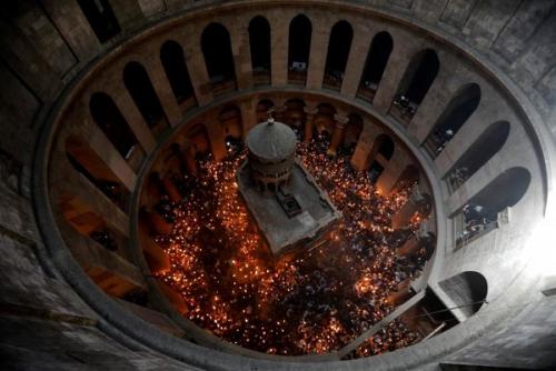 В Иерусалиме рассказали, как изменится церемония схождения Благодатного огня  фото