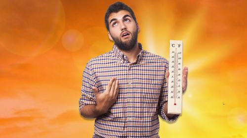 Полезные советы тем, кто плохо переносит жару фото