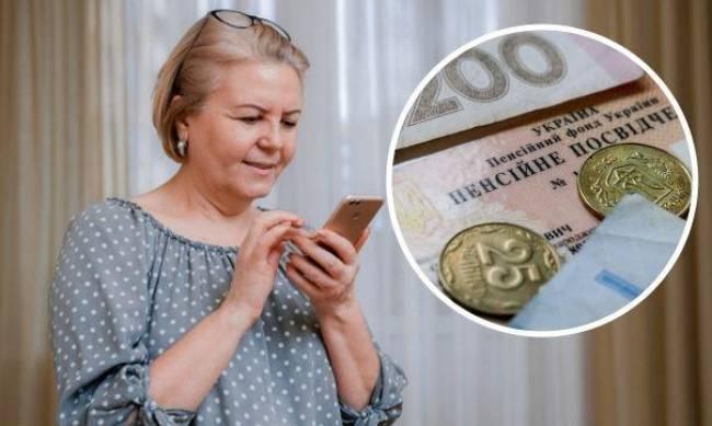 Украинцы смогут оформить пенсию онлайн: как это сделать  фото