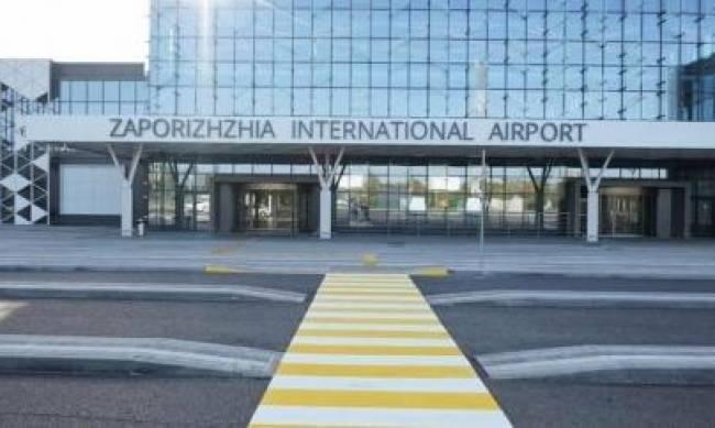 Открытие нового терминала запорожского аэропорта снова переносится  фото