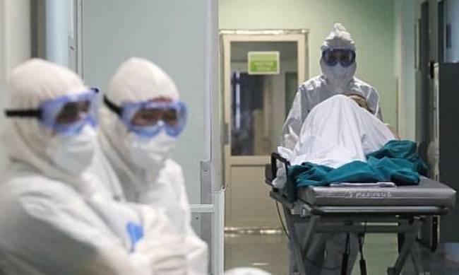 Сколько людей умерли в ковидном госпитале Мелитополя фото