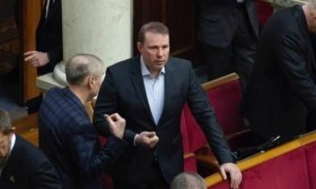Мелитопольского нардепа записали в прогульщики и хотят лишить зарплаты фото
