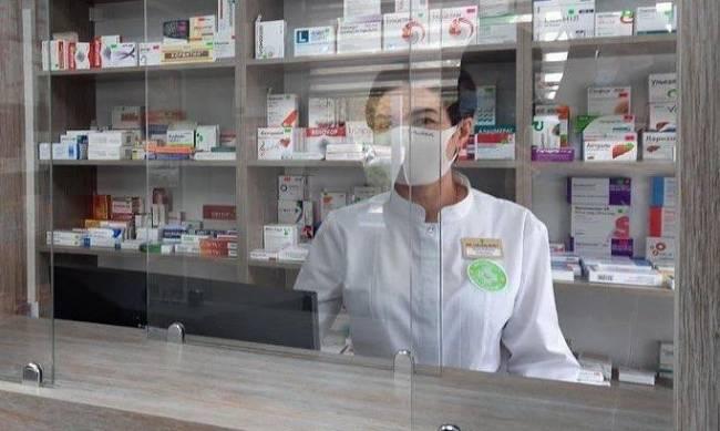 В медгородке открылась круглосуточная аптека фото