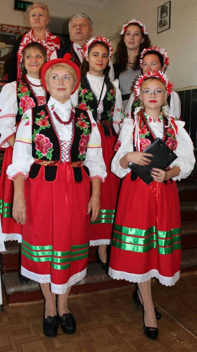 Мелитопольцы отмечают столетие независимости Польши