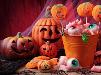 Какими вкусностями удивить гостей на Хэллоуин