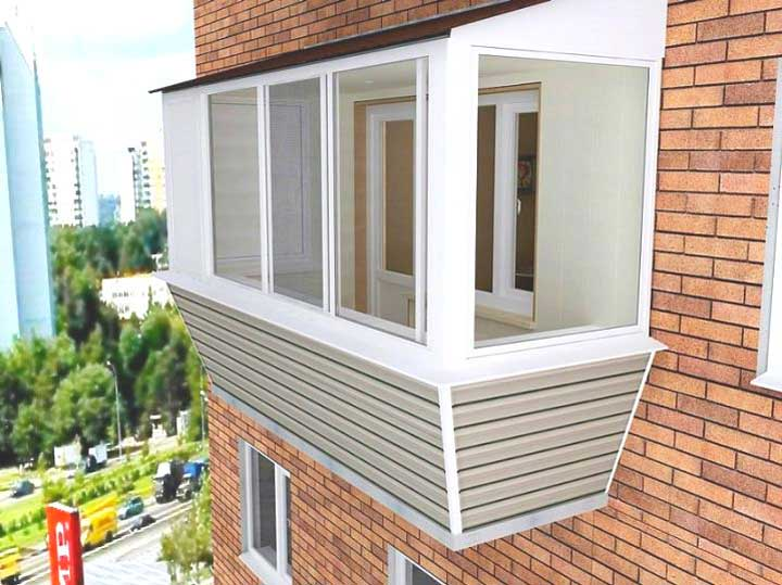Три ситуации, когда стоит расширить балкон