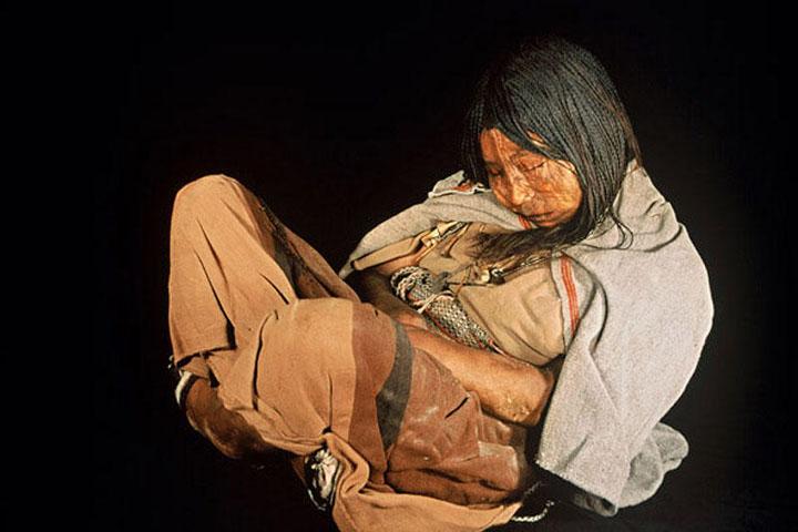 В буэнос-айресе нашли мумию женщины - imd