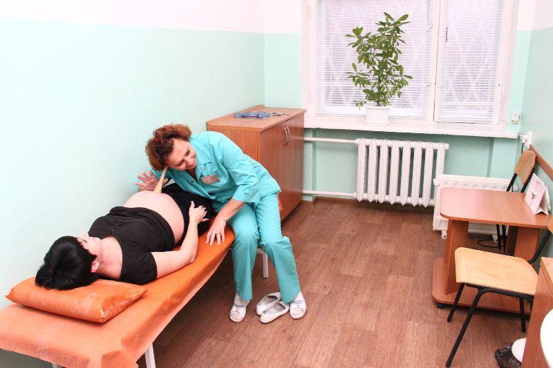 Беременная отказывается от госпитализации в анамнезе