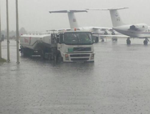 ЧПвБерлине: появилось видео затопления столичного метро