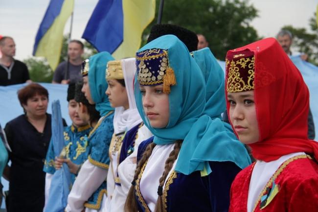 знакомства с крыма татарами