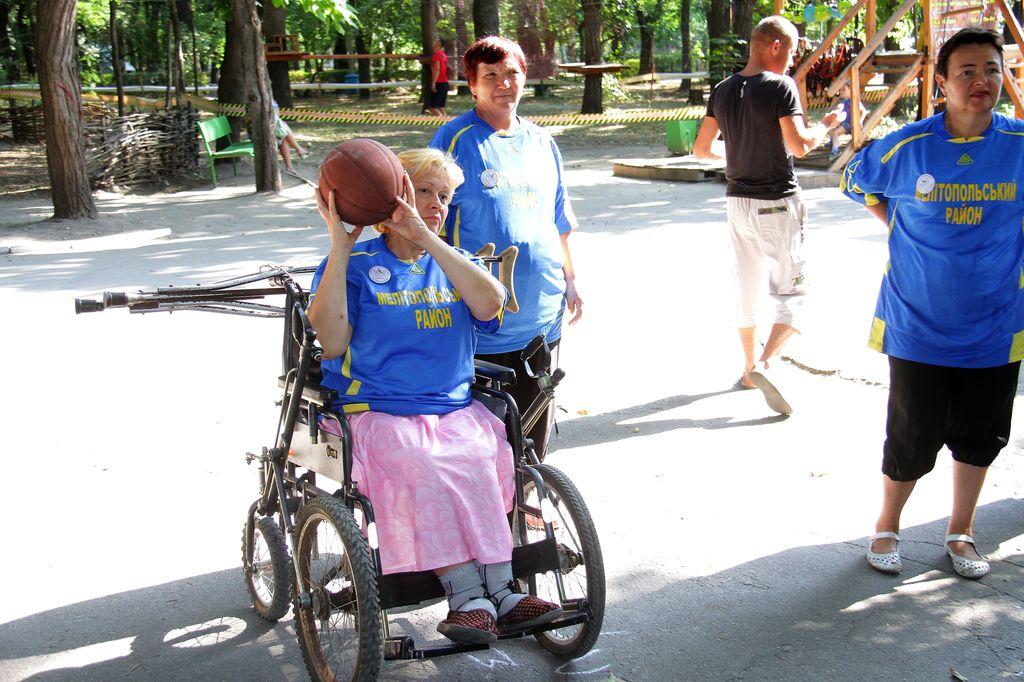 Инвалидов знакомства общения только для
