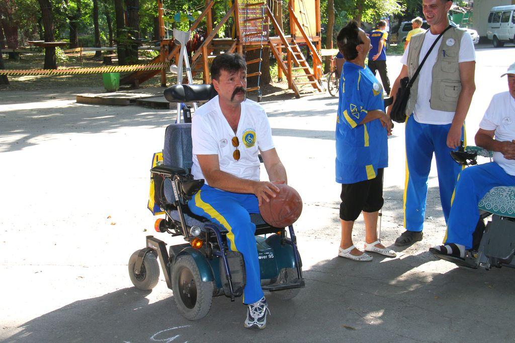 Инвалидов в мариуполе знакомства