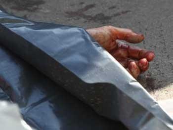 В центре киева убили мужчину труп