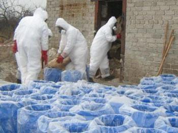 На Самбірщині незаконно торгували отрутохімікатами
