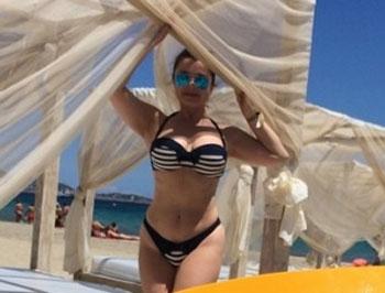 наташа королёва фото на пляже