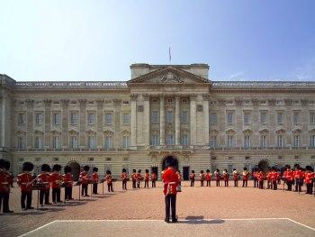Англия дворец королевы и секс