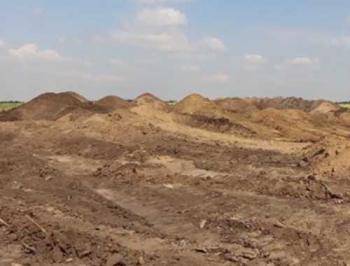 Под Мелитополем археологи нашли человеческие останки