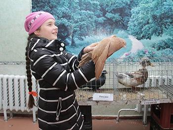 В Мелитополе открывают необычную выставку птиц