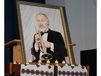 Вечер памяти Виктора Грицаненко прошел в Мелитополе, фото автора