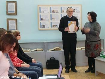 Фото автора: В музее презентовали новую книгу Сергея Авдеенко