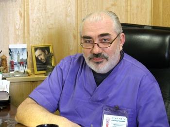 Грязный русский гинеколог