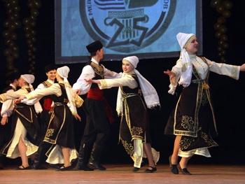 Греки Мелитополя отметили 25-летие своего национального общества