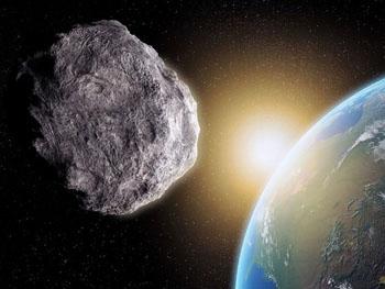 К нашей планете летит гигантский астероид