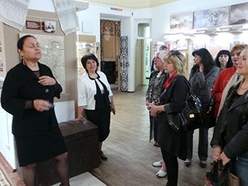 В Мелитополе достали из анналов музейные редкости