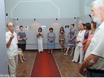 Мелитопольский музей открыл пять выставок