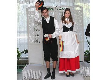 В Мелитополе соберутся этнические немцы