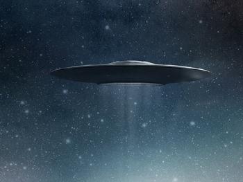 Свидетель появления НЛО в небе на Кирилловкой рассказал как это было