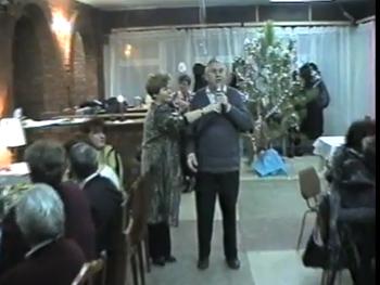 Как отмечали Новый год преподаватели ТГАТУ в 1990 году