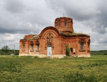 День рождения старейшего храма Мелитопольщины