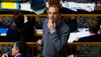 Егор Соболев потерял кресло председателя антикоррупционного комитета, фото: facebook.com/Alexandr2013