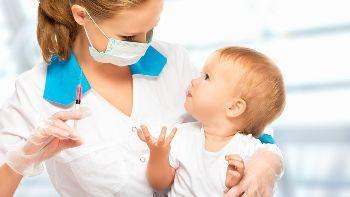 В Мелитополе вырос процент вакцинации детей