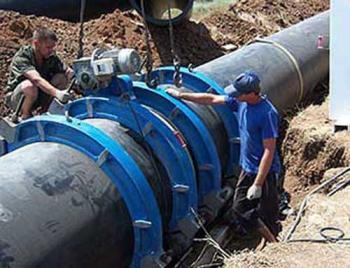 Заммэра Мелитополя рассказал о причинах аварии на водоводе