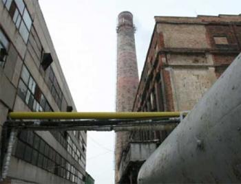 Теплосеть Мелитополя - один из крупнейших должников за газ