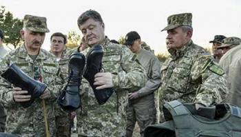В Украине готовят запрет на ношение военной формы