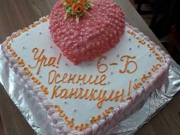 Из харьковской школы уволили женщину, которая не разрешила девочке съесть кусок торта