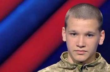 Подросток из Запорожской области удивил судей Х-фактора своей авторской песней про Украину