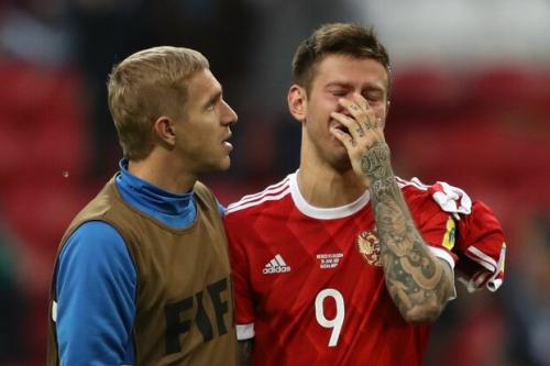 Российскую Федерацию  отстранили ототчемпионата мира-2022 пофутболу,