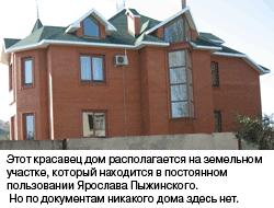 Дом Пыжинского