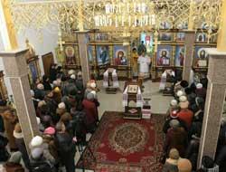 Открытие храма в Мелитополе